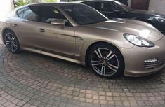 Porsche Panamera 2014 Petrol Automatic Gold for sale