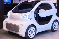 The first 3D-printed car in the world is available for sales now