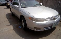 Toyota Solara 2000 Petrol Automatic Grey/Silver for sale