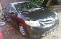 Almost brand new Toyota Corolla Petrol 2012 for sale