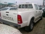 Good used Toyota Hilux 2009 for sale