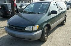 Good used 1999 Toyota Sienna for sale