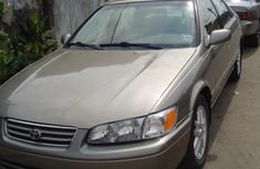 Toyota Camry 2002 in good condition for sale