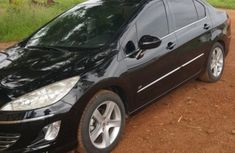 2009 Clean and neat Peugeot 408 for sale