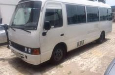 Clean tokumbo Toyota COASTER 2006 model FOR SALE