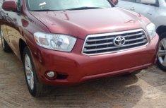 Tokunbo 2010 Toyota Highlander Limited 4WD for sale