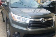 Just arrived 2014 Toyota Highlander XLE 4WD for sale