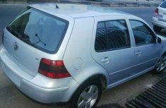 2000 Volkswagen Golf 4 for sale.