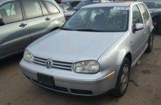 2001 Clean  Volkswagen Golf for sale