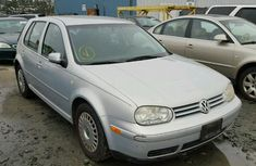 2001 Volkswagen Golf for sale with full option