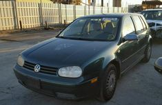 2001 Clean Volkswagen Golf for sale with full option