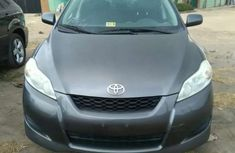 Foreign used Toyota Matrix sport 2010 FOR SALE