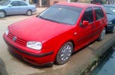 Clean neat Volkswagen Golf4 1999 FOR SALE