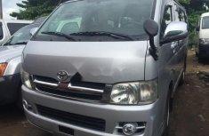 Toyota HiAce 2009 Automatic Petrol ₦5,700,000 for sale