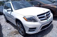 Almost brand new Mercedes-Benz GLK350 Petrol 2013 for sale