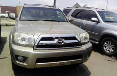 Toyota 4-Runner 2007 Petrol Automatic Gold for sale