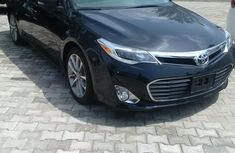 Very clean Toyota Avalon 2014 model Black for sale with full options