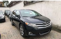 2012 Clean Toyota Venza for sale black