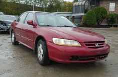 Tokunbo Honda Accord 2000 FOR SALE
