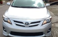 A clean Tokumbo Toyota Corolla 2009 for sale
