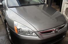 Neat tokunbo Honda Accord 2006 for sale