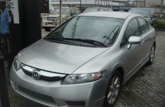 Neat tokunbo Honda Civic 2012 for sale