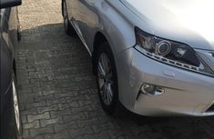 2014 Clean tokunbo Lexus Rx350 for sale.