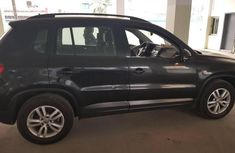 Volkswagen Tiguan 2012 Petrol Automatic Black for sale
