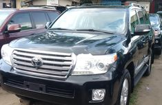Toyota Land Cruiser 2014 Petrol Automatic Black for sale