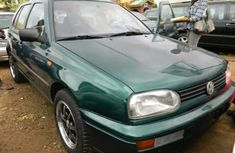 Volkswagen Golf 2000 Green for sale