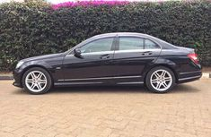 Clean Mercedes Benz C200 2010 tokumbo Black for sale