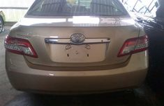 Tokumbo Toyota Camry 2011 gold for sale