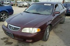 2002 Very clean tokunbo Mazda 626 for sale