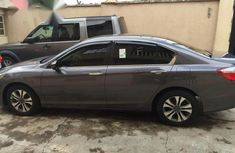 Tokunbo Honda Accord 2015 Silver for sale