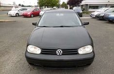 Volkswagen Golf 3 2008 Black for sale