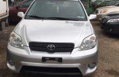 Tokumbo Toyota Matrix 2006 silver for sale