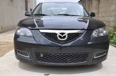 Tokumbo Mazda 3 2007 Black for sale