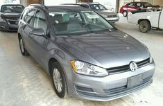 Volkswagen Golf 3 2015 grey for sale