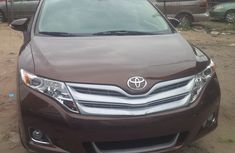 Toyota Venza 2010 brown in good condition for sale
