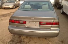 Toyota Camry 1998 gold in good condition for sale