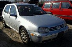 Volkswagen Golf4 2005 silver for sale