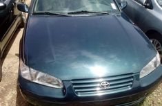 Toyota Camry 1998 green in good condition for sale