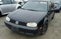 Volkswagen Golf3 2004 Black for sale