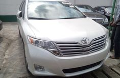 Sharp Toyota Venza 2012 white for sale with full option