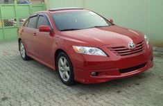 Sparking direct Toyota Camry 2006 red for sale