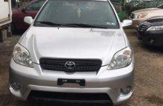 Good used 2006 Toyota Matrix SE Silver for sale