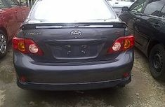 Good used Toyota Sienna 2012 Grey for sale