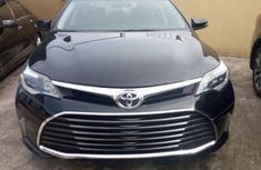 Foreign used Toyota Avalon 2016 Black FOR SALE