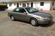 Clean neat Toyota Camry 1999 Grey for sale