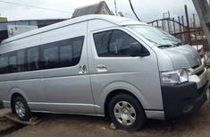 Toyota Hiace Hummer 2007 Silver Bus model High Roof Neatly Used for sale